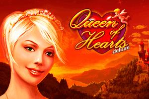 Игровой автомат на деньги Королева Сердец (Queen of Hearts)