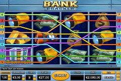 Игровой автомат на деньги Bank Cracker