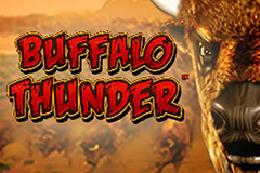 Игровой автомат на деньги Buffalo Thunder
