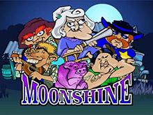 Игровой автомат на деньги Moonshine