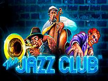 Игровой автомат на деньги The Jazz Club